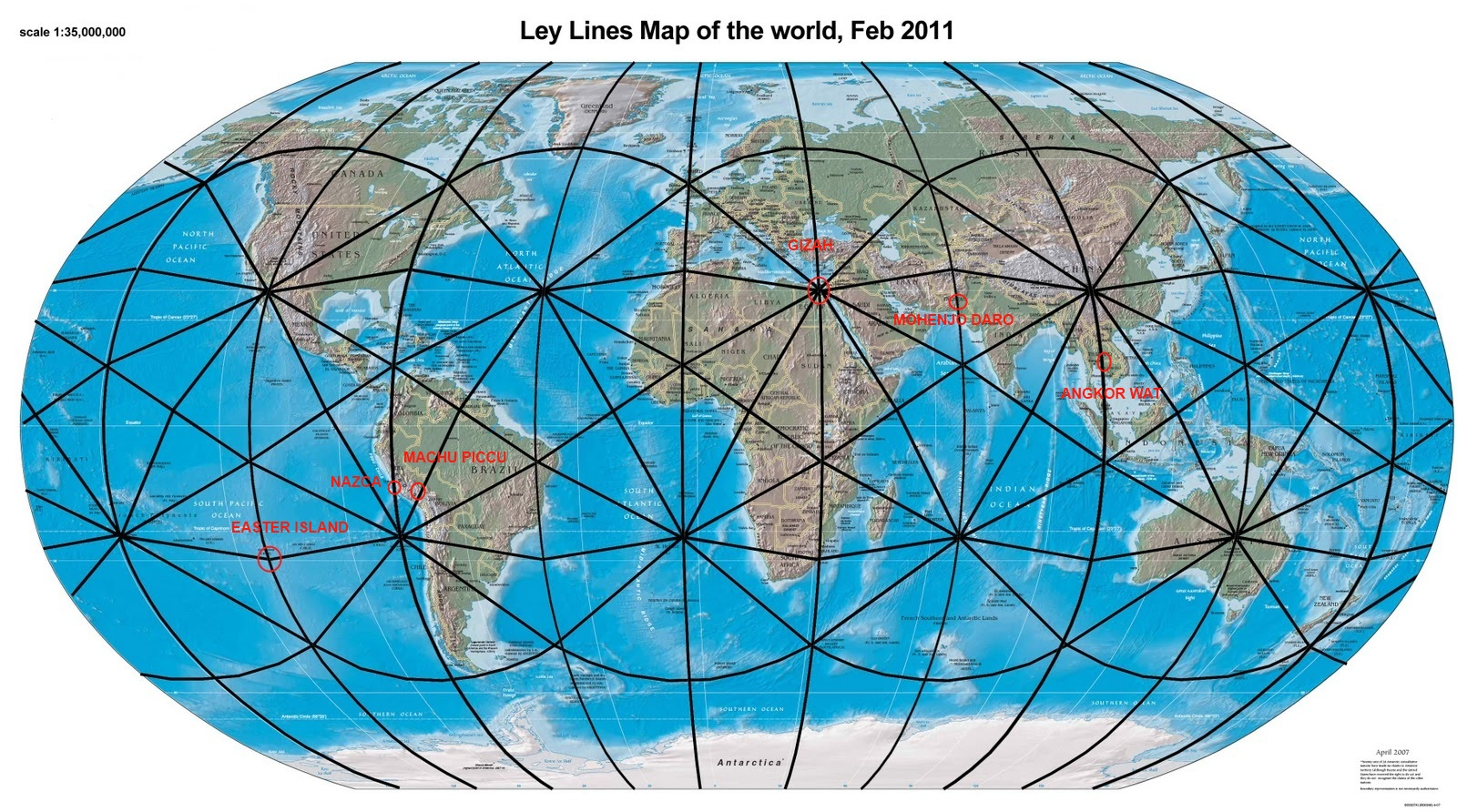 Ley Lines The Future Mapping Company