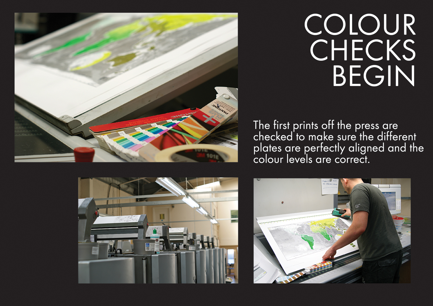 Lithographic Printing Colours