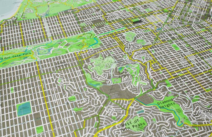 san_francisco_city_wall_map_V1_CU3