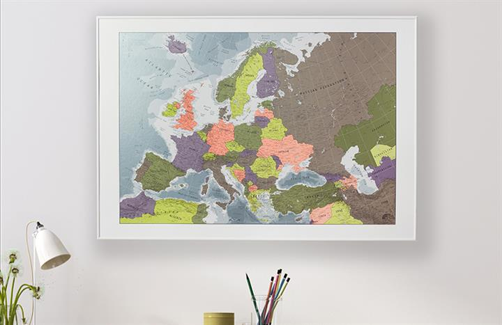 europe_wall_map_framed_magnetic