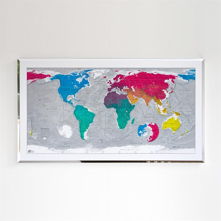 framed_classic_world_map
