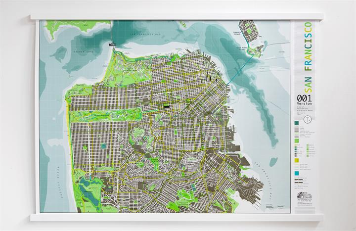san_francisco_city_wall_map_V1_RFW