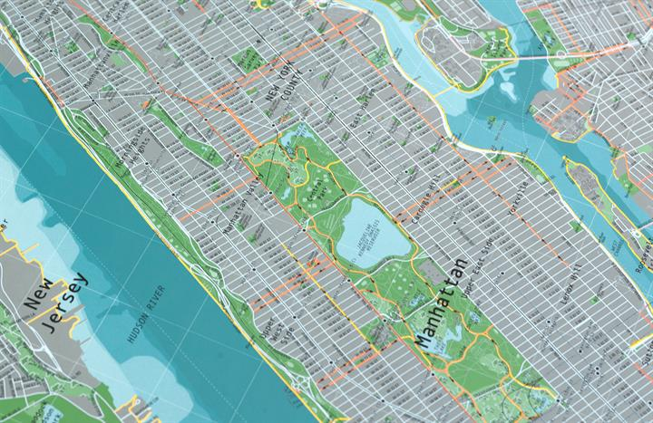 new_york_city_wall_map_V2_CU3