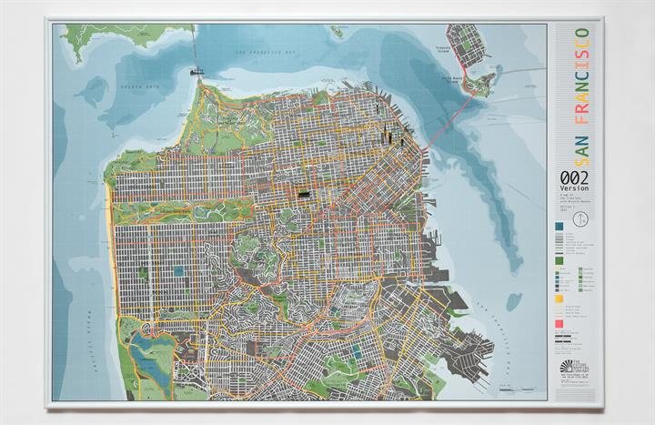 san_francisco_city_wall_map_V2_FFW