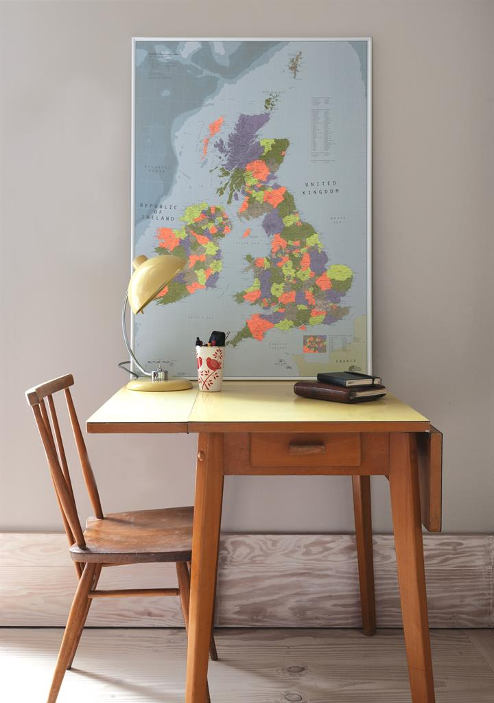 British Isles kitchen shot