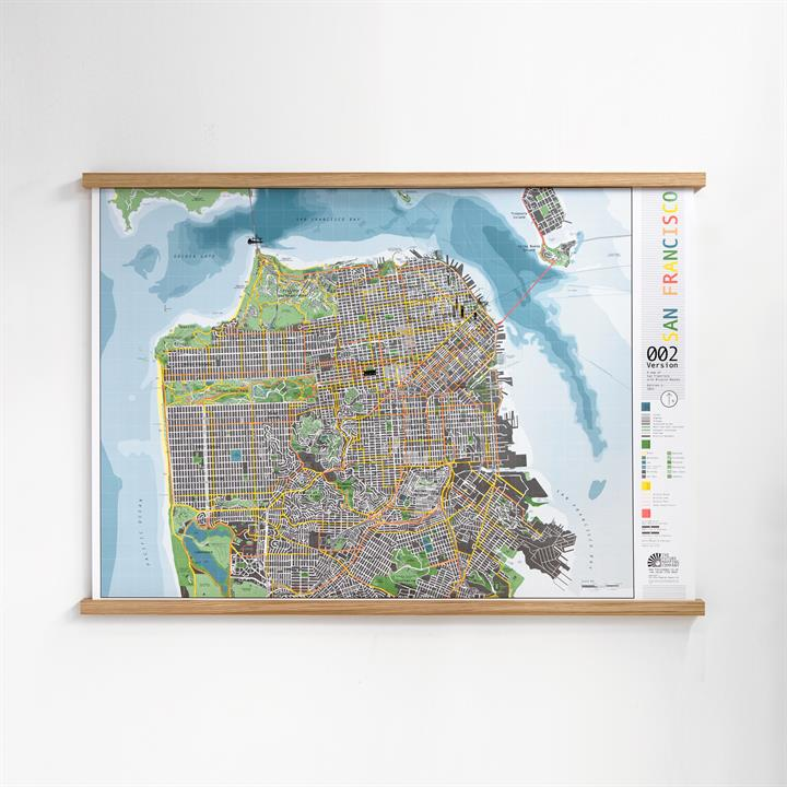 san_francisco_city_wall_map_V2_RFO_sq