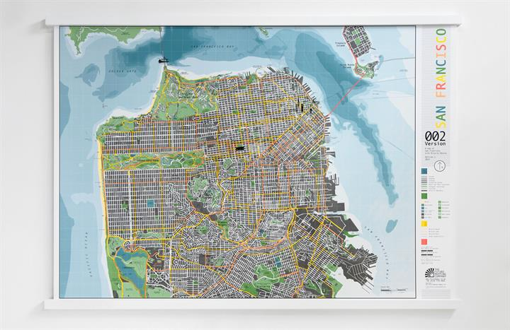 san_francisco_city_wall_map_V2_RFW