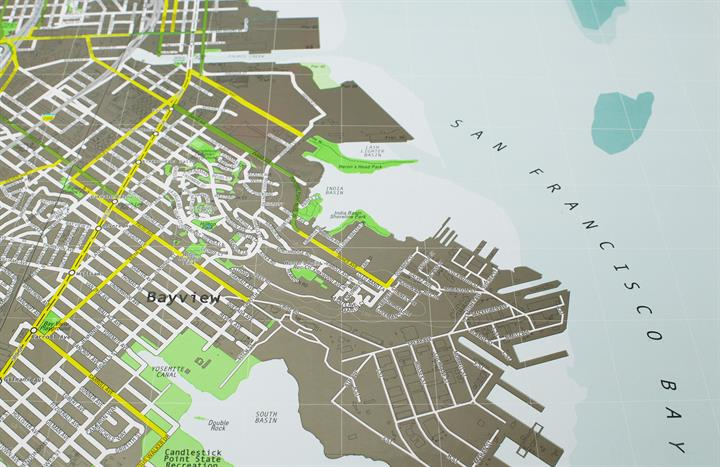 san_francisco_city_wall_map_V1_CU4