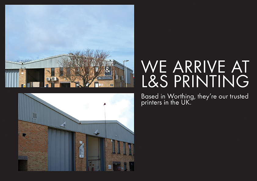L&S Printing Lithography
